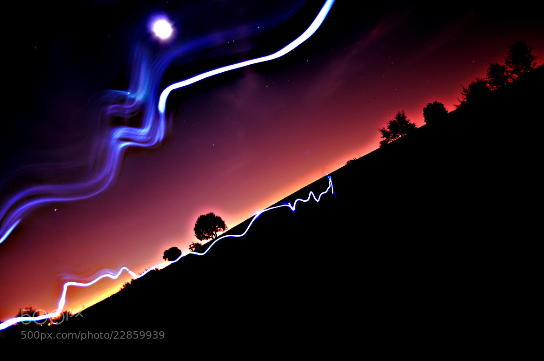 Photograph night by Lorena Lopez Ruiz on 500px