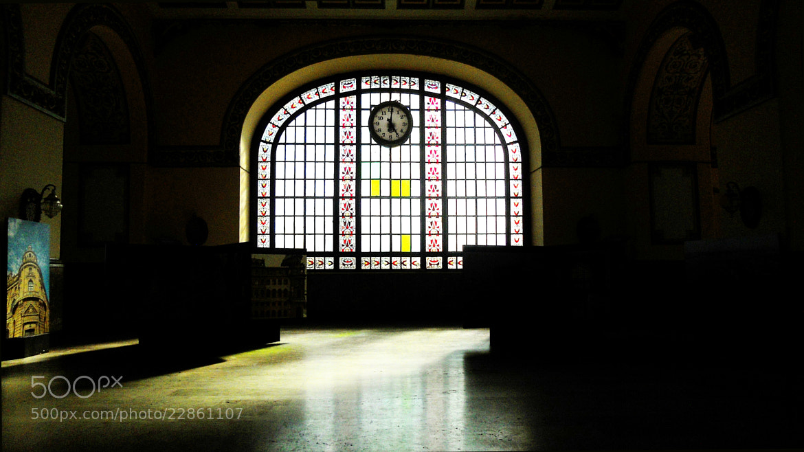 Photograph Haydarpasa Train Station by Yunus Emre Sahinoglu on 500px