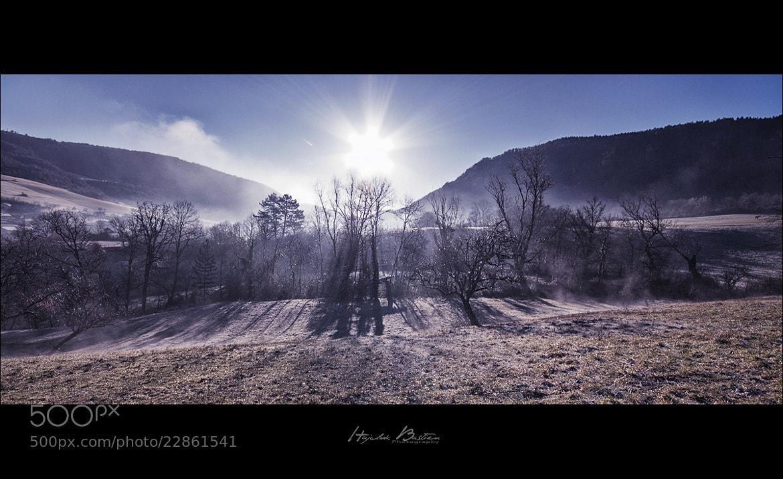 Photograph Sunrise by Bastien HAJDUK on 500px