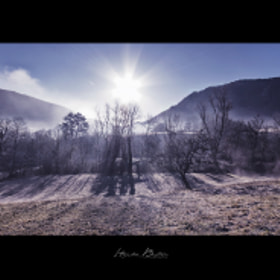 Sunrise by Bastien HAJDUK (Troudd)) on 500px.com