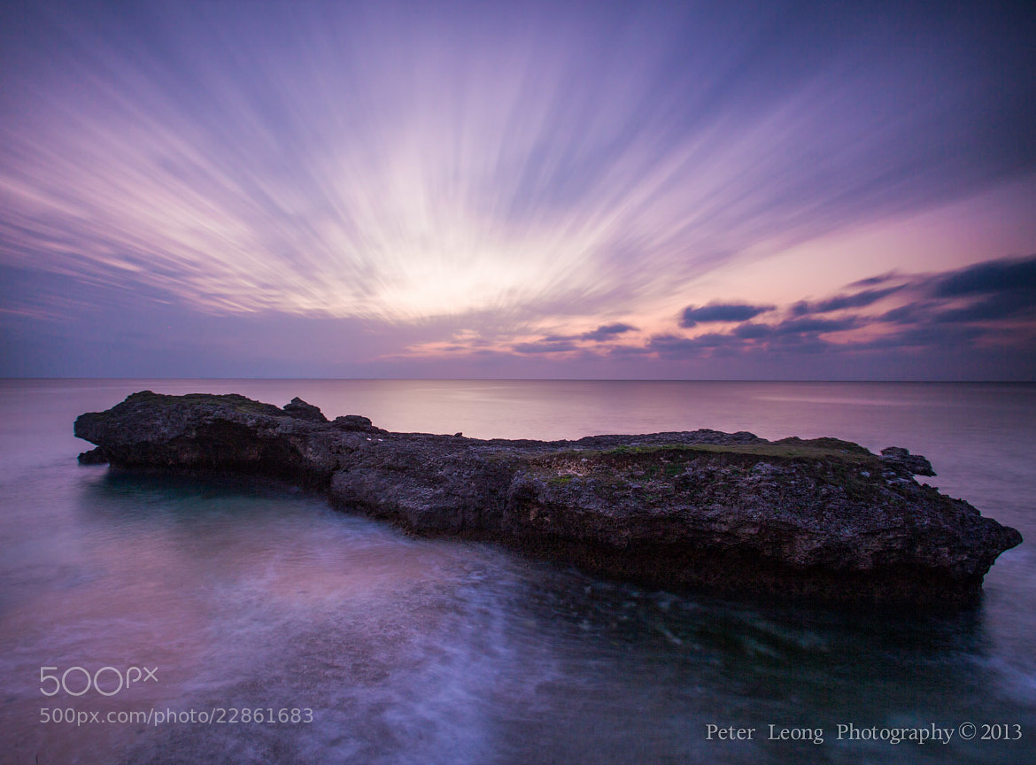 Photograph 200 seconds of Okinawa twilight by Pete Leong on 500px