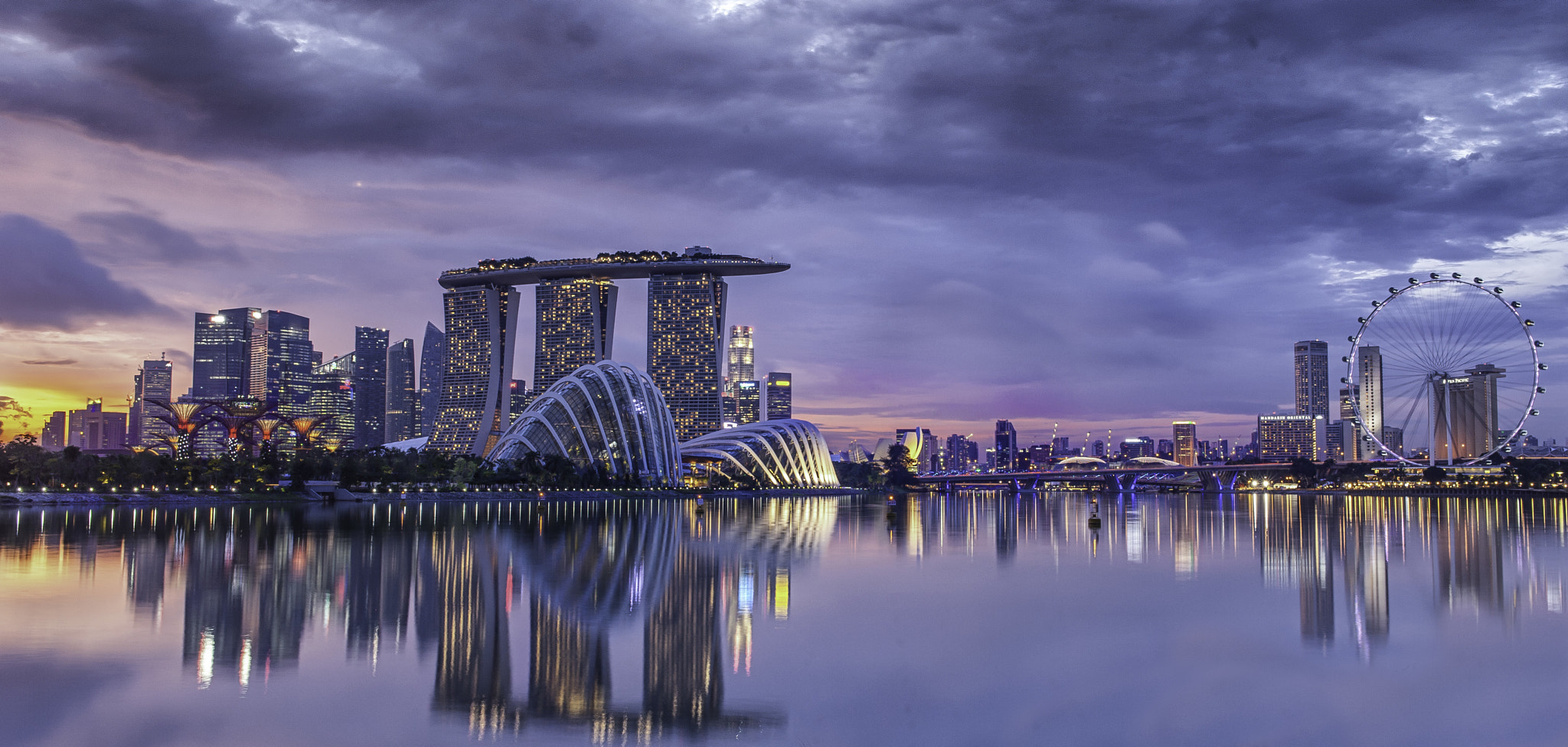 Photograph MBS Blues by subra govinda on 500px