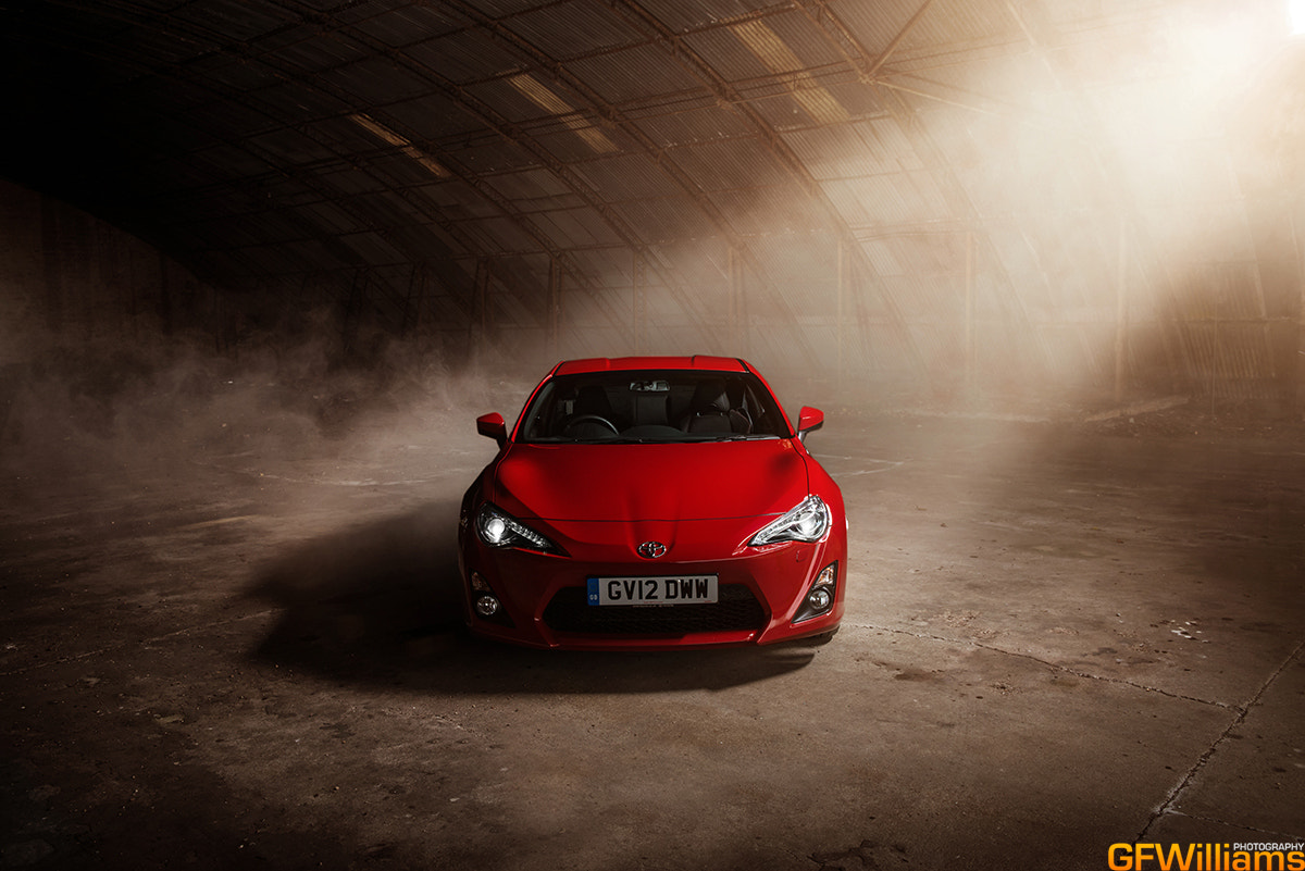 Photograph Toyota GT86 by George Williams on 500px