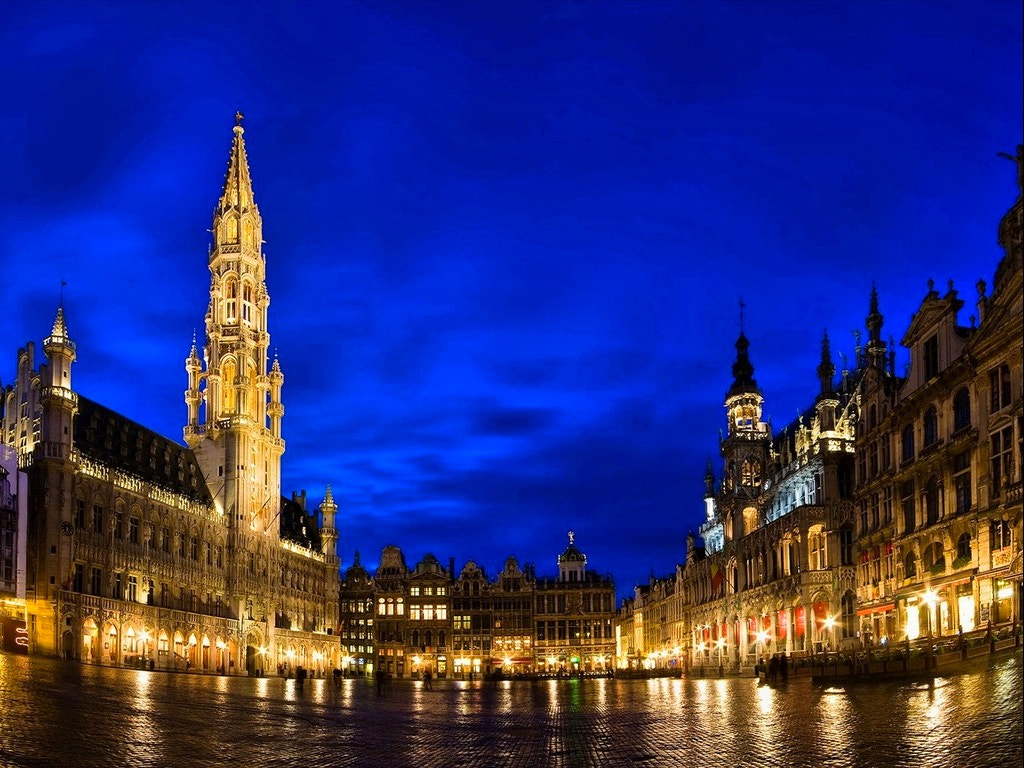 Photograph Grand place.  Brussels. by David Patrick on 500px