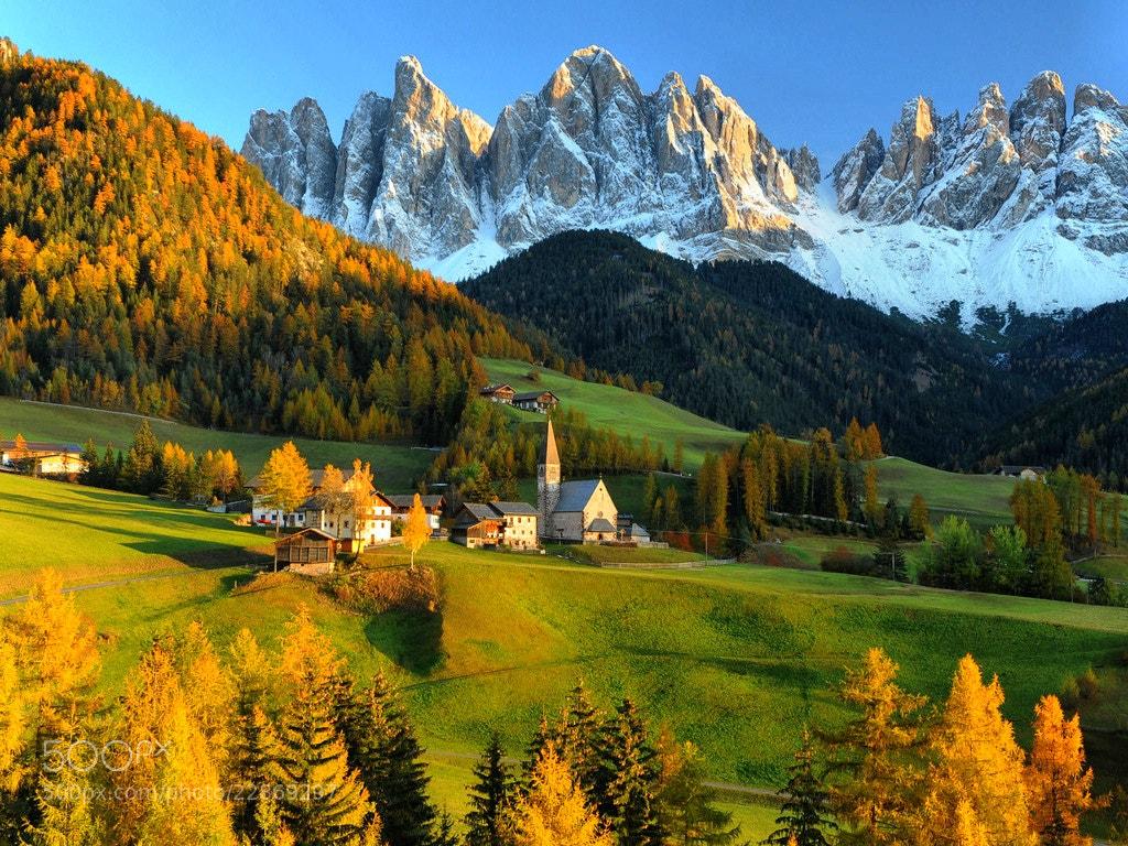 Photograph Dolomites. Italy. by David Patrick on 500px