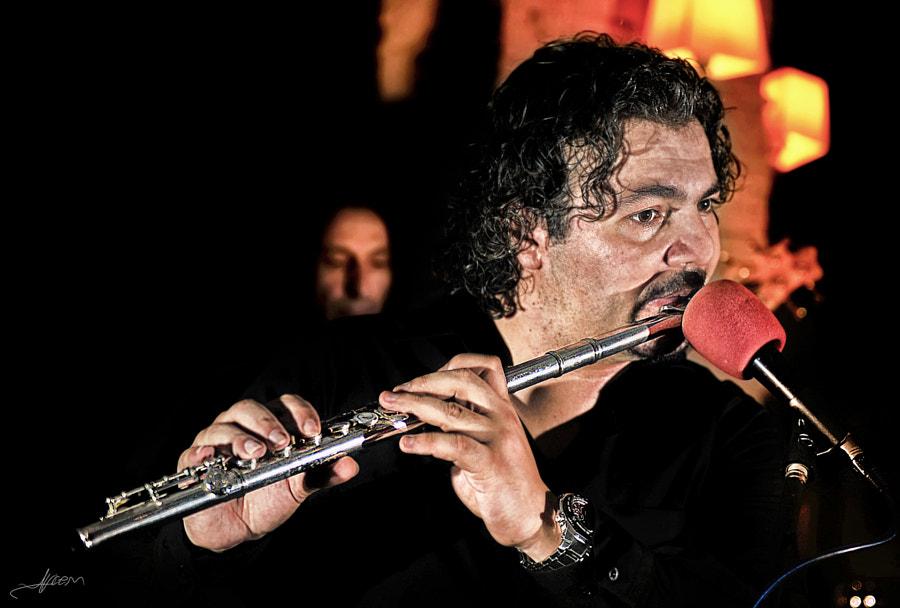 Flute Player by Alp Cem on 500px.com