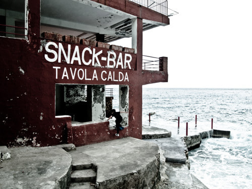 Photograph Snack Bar by Arno Massee on 500px