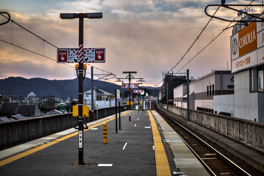 Photograph Inari Train Station by Tim Grey on 500px