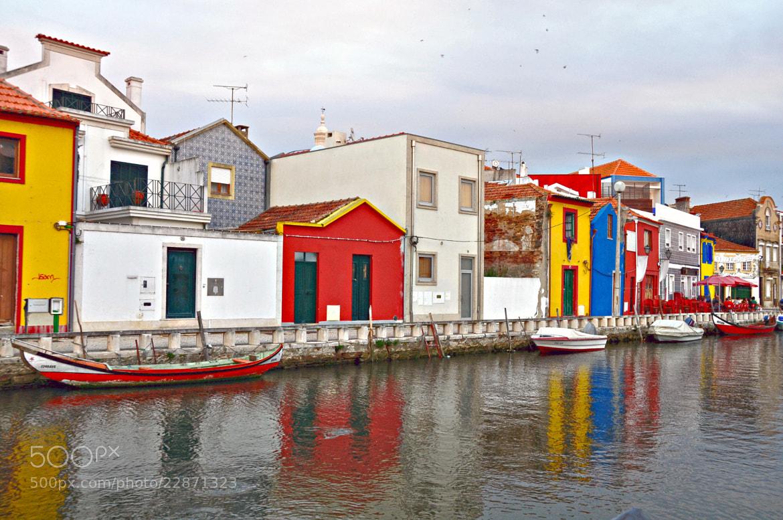 Photograph Colores en la ciudad by Mercedes Salvador on 500px