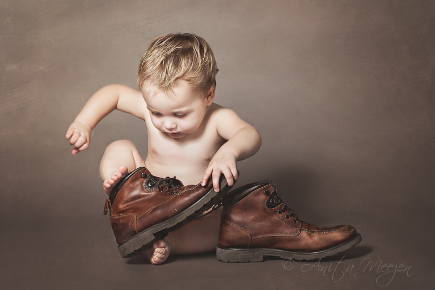 Photograph Put on your shoes by Anita  Meezen on 500px