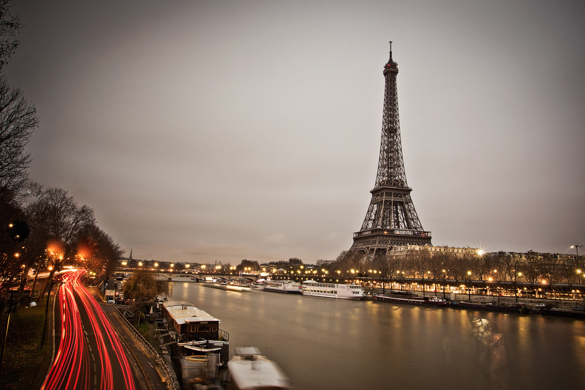 Photograph Good morning Paris by Nick Pandev on 500px