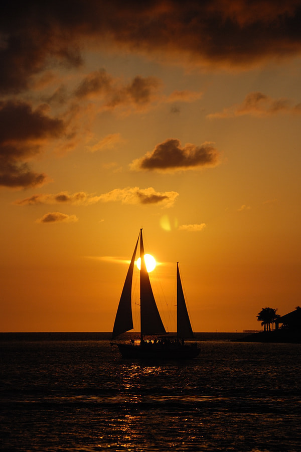 Photograph Key West Sunset by Jimmy De Taeye on 500px