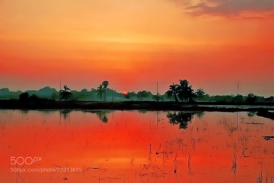 Photograph Twilight by Bu Balus on 500px