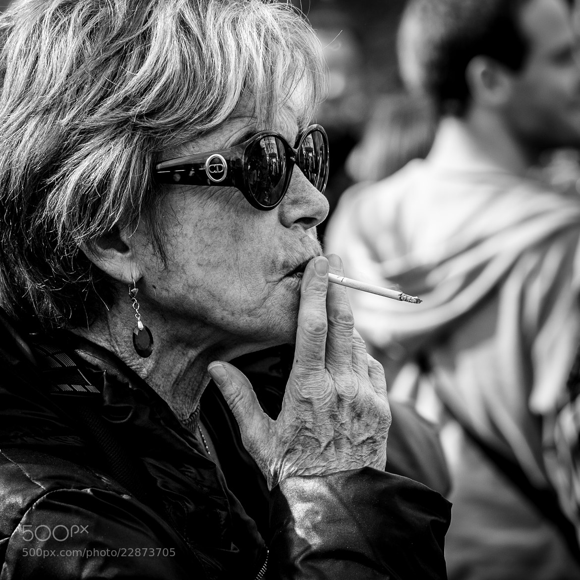Photograph Smoker by Michael Euler on 500px