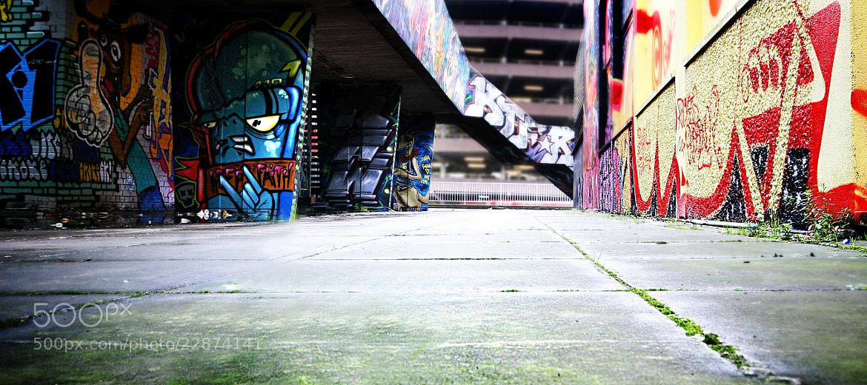 Photograph Urban colours by Wayil Rahmatalla on 500px