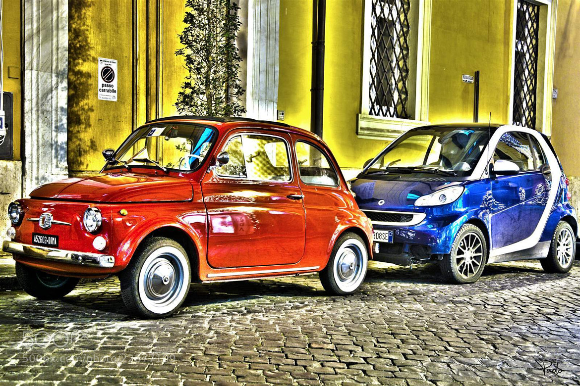 Photograph Diffenenze - Differences by Paolo Trofa on 500px