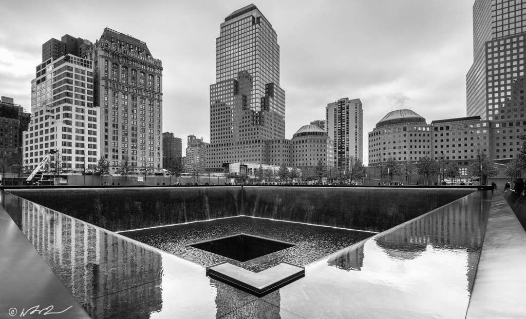 Photograph Ground Zero by Echo He on 500px