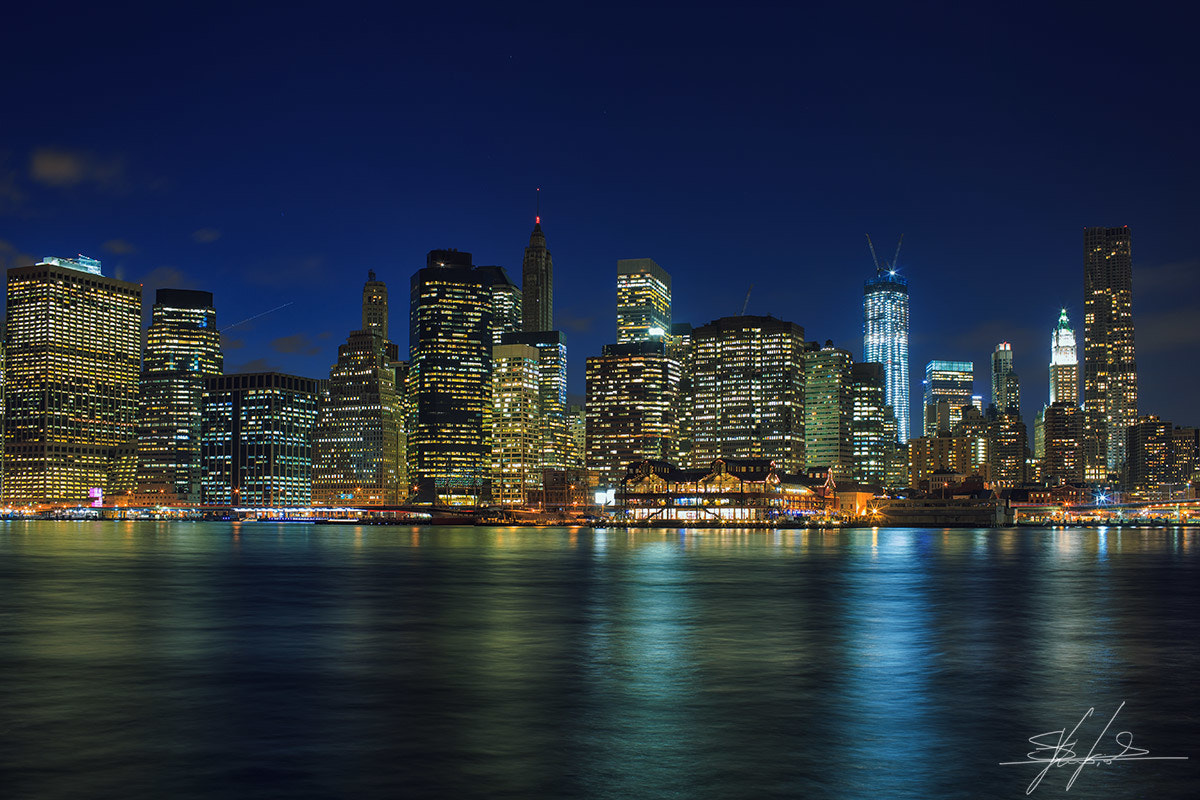 Photograph Manhattan night lights by Stefano  Viola on 500px