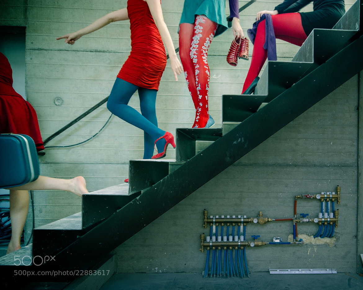 Photograph Tights gang #2 by Julie Poncet on 500px
