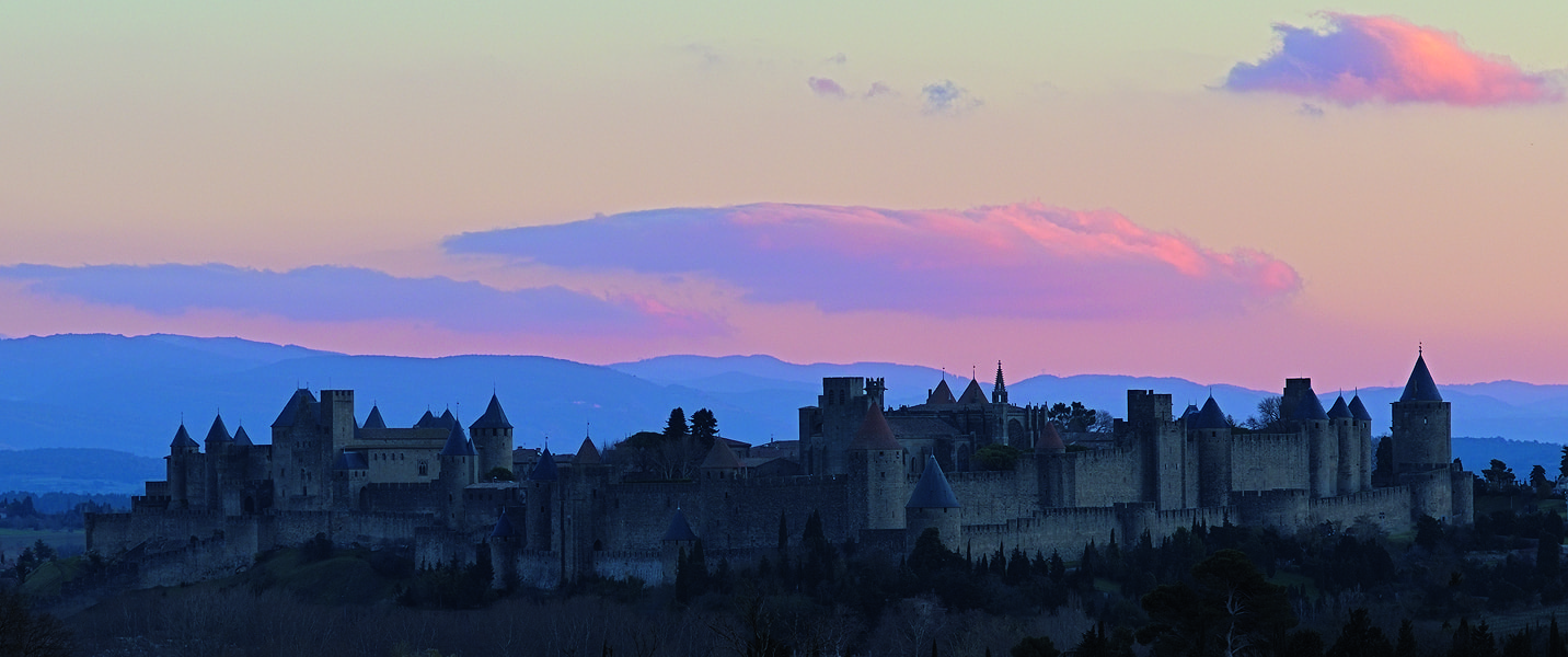 Photograph Carcassonne by Arnold Moolenaar on 500px