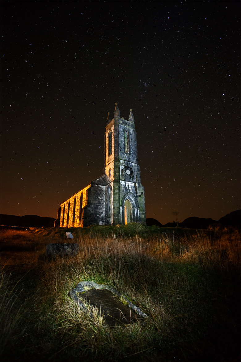 Photograph Dunlewy Church by Brendan O Neill on 500px