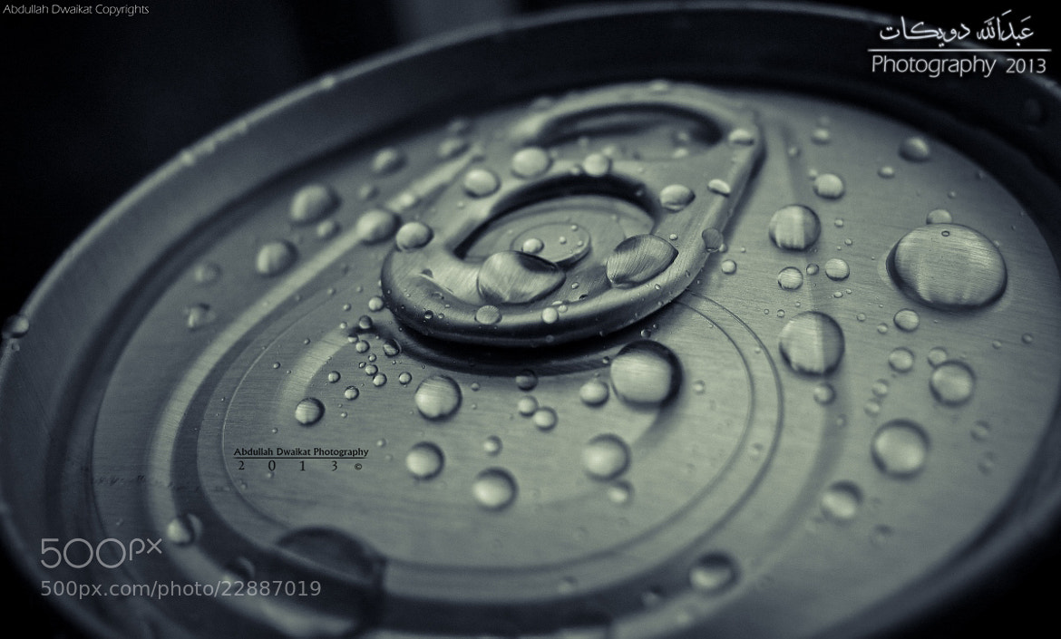 Photograph Water-drops  by Abdullah Dwaikat on 500px