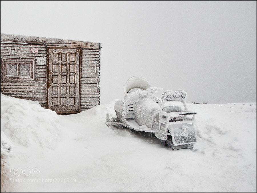 Photograph Frozen by Maksym Kvitkov on 500px