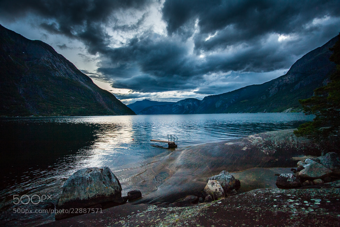 Photograph Fjord by Axel Lauer on 500px
