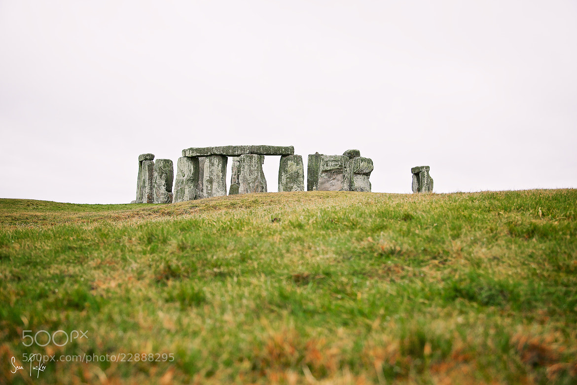 Photograph Stonehenge by Sean Tucker on 500px