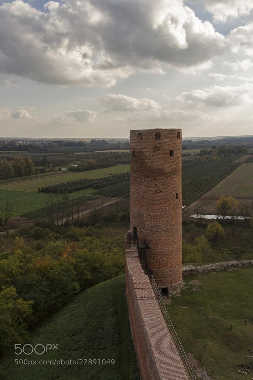 Photograph Castle in Czersk by Marcin Brygała on 500px