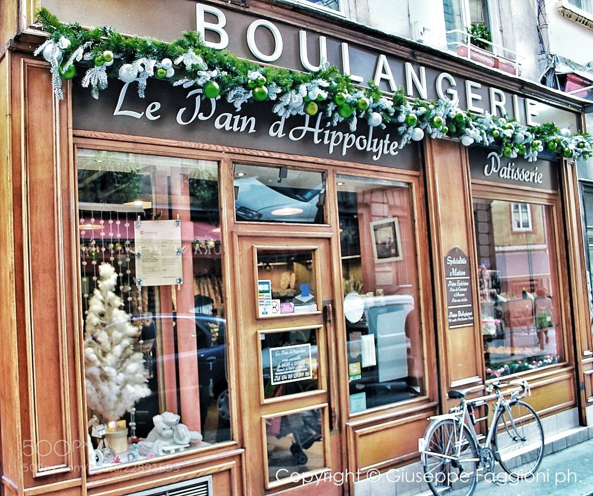 Photograph French Bakery by Giuseppe  Faggioni on 500px