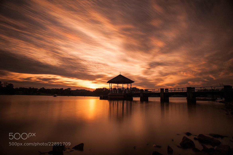 Photograph A Warm Sunset by Jamal Alias on 500px