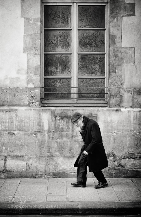 Photograph The weight of years by Laurent DUFOUR on 500px
