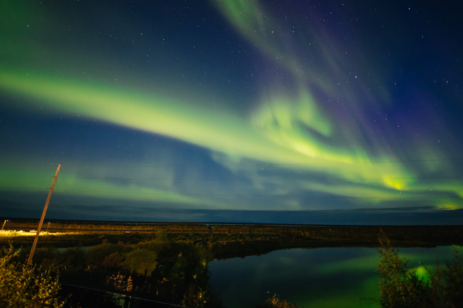 Inuvik, NT by Jonathon Reed on 500px.com
