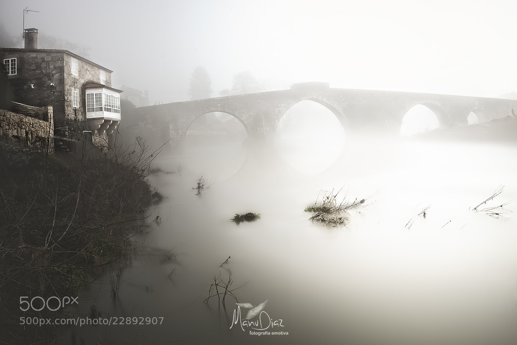 Photograph Mystic bridge by Manu Díaz on 500px