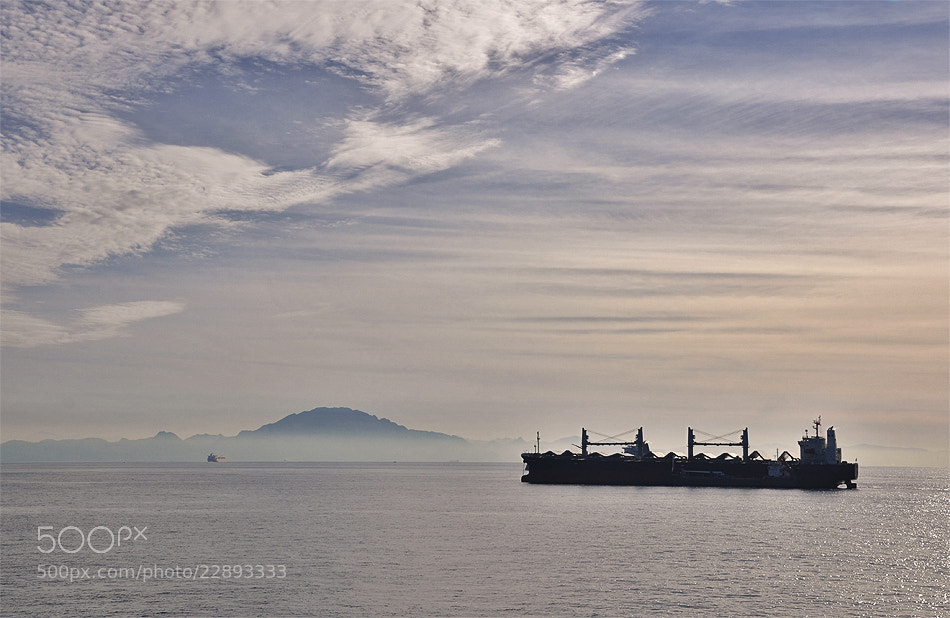 Photograph Ahead of Ceuta by Petar Nakov on 500px