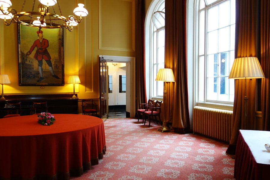 Travellers Club, London by Sandra on 500px.com
