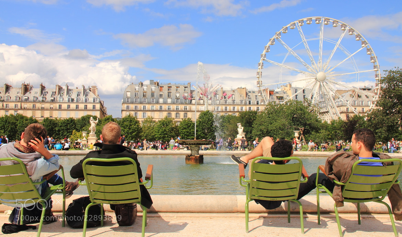 Photograph París en verano by Jorge Alonso on 500px