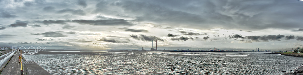 Photograph A dark day panorama... by Vincent Werner on 500px