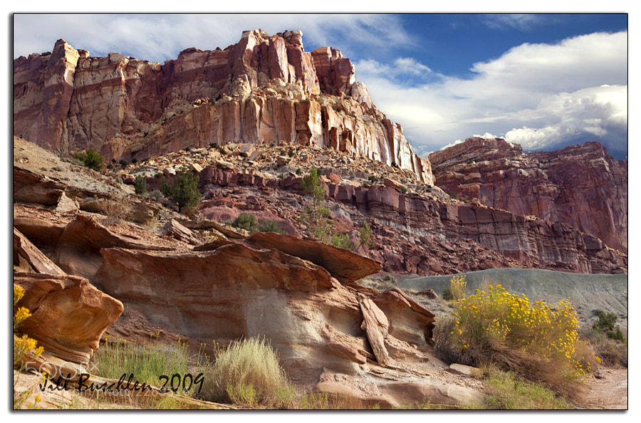 Photograph Capital Reef National Park by Jill Buschlen on 500px