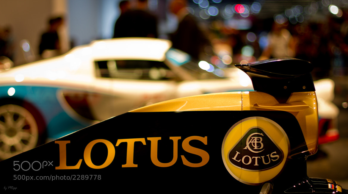 Photograph F1 at very limited speed by Patrick //R on 500px