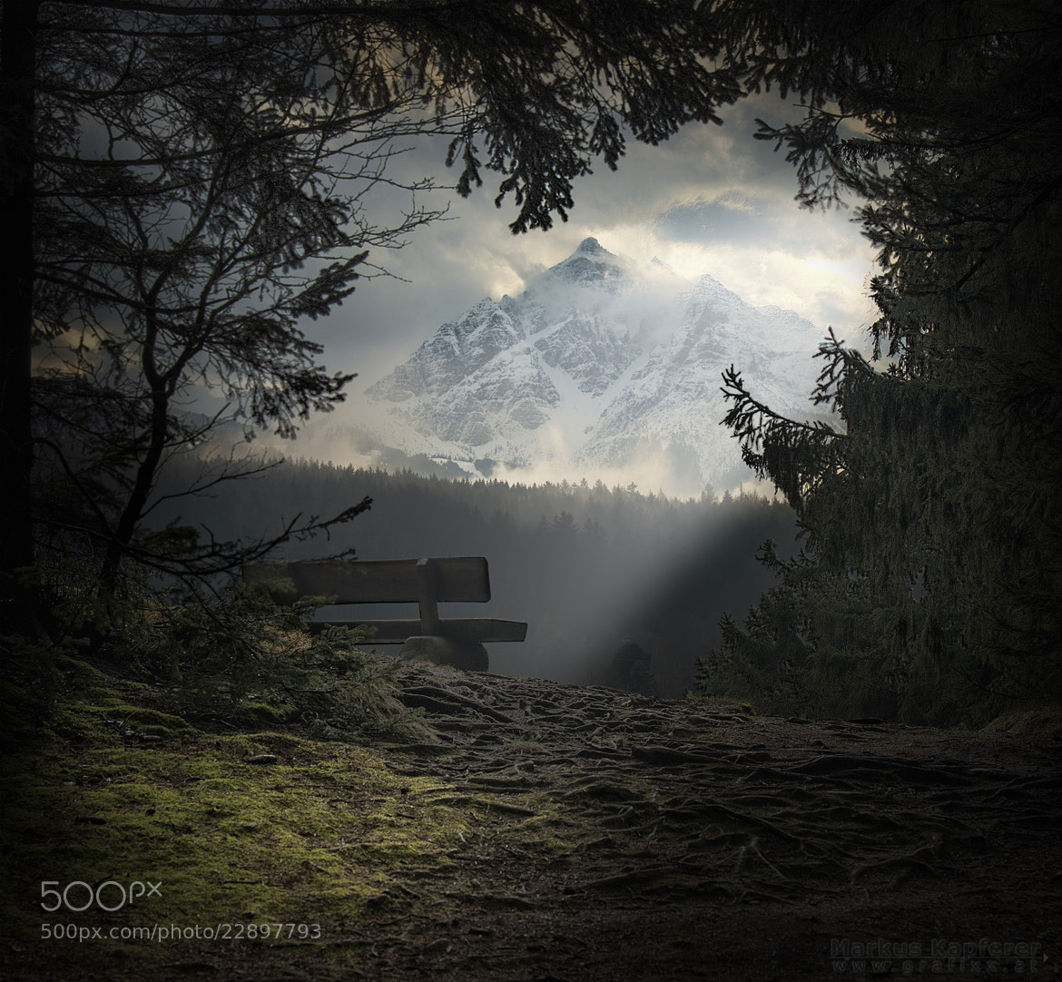 Photograph Mountain View by Markus Kapferer on 500px