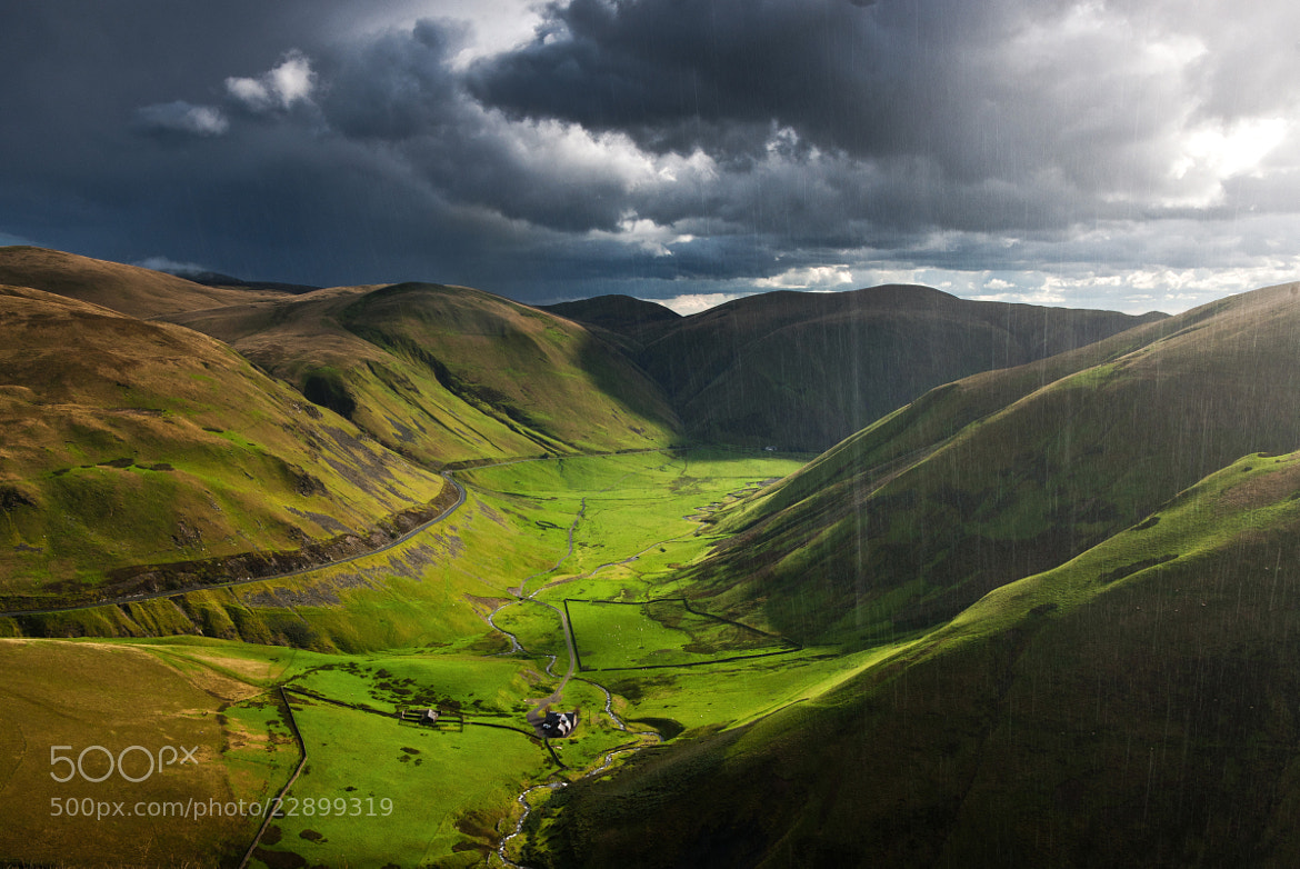Photograph Velvet hills by Kenny Muir on 500px