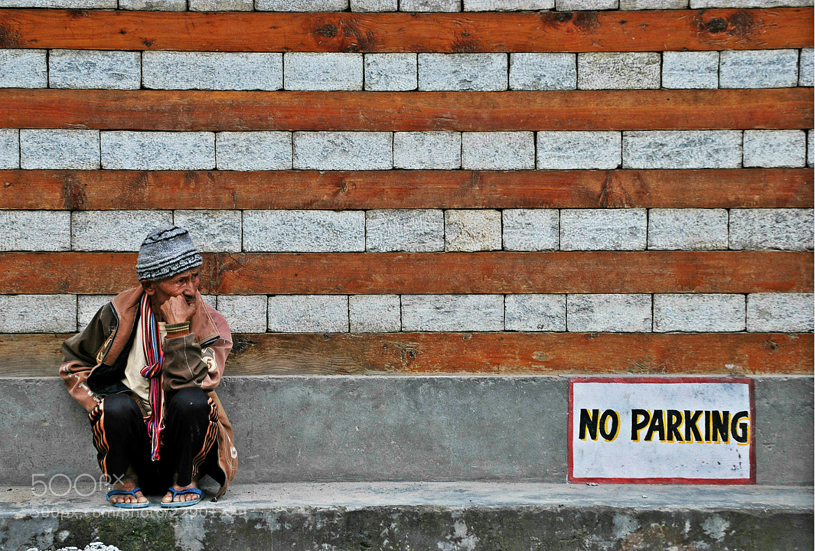 Photograph no parking. by liron harari on 500px