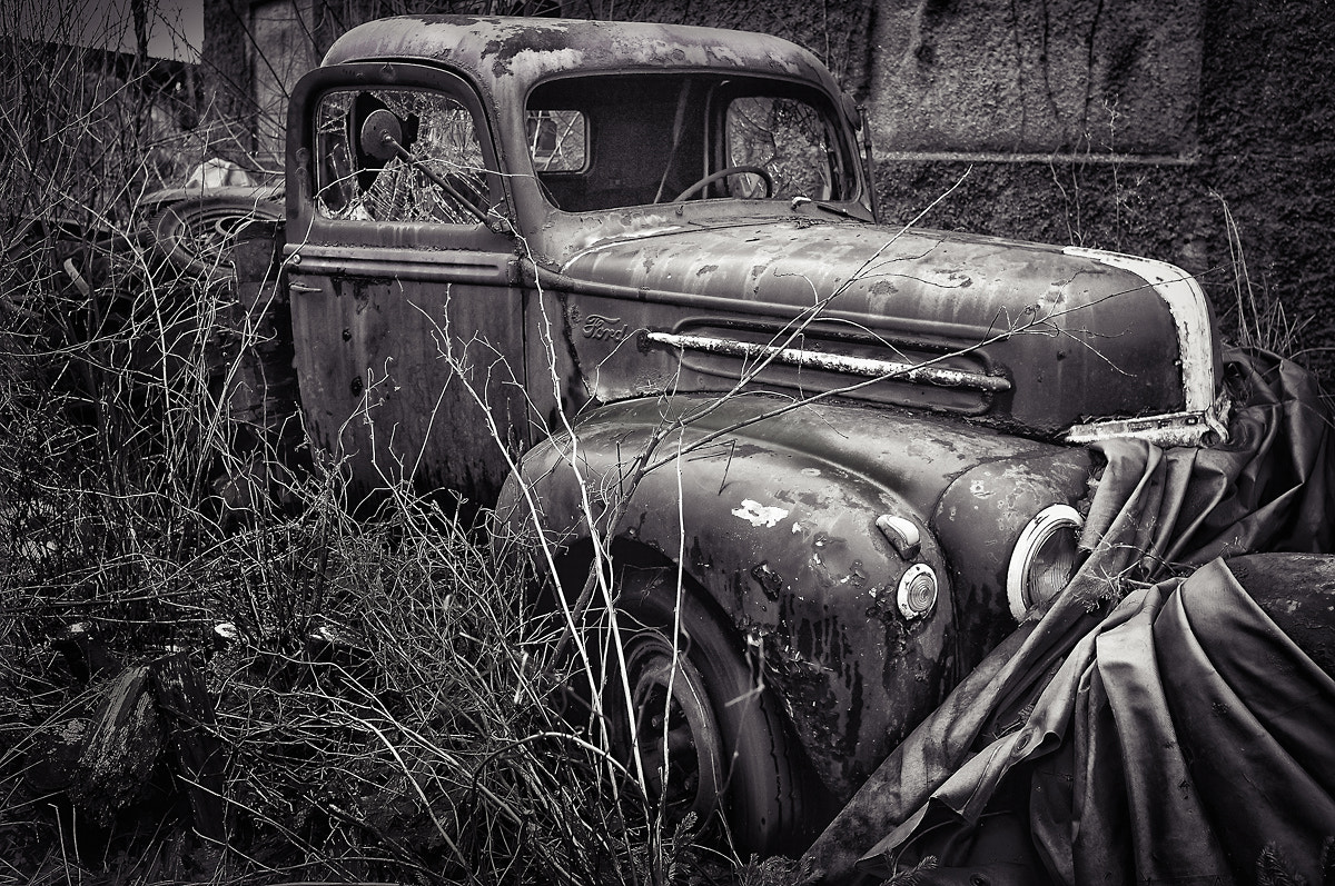 Photograph Old Car by Ove Bjerknes on 500px