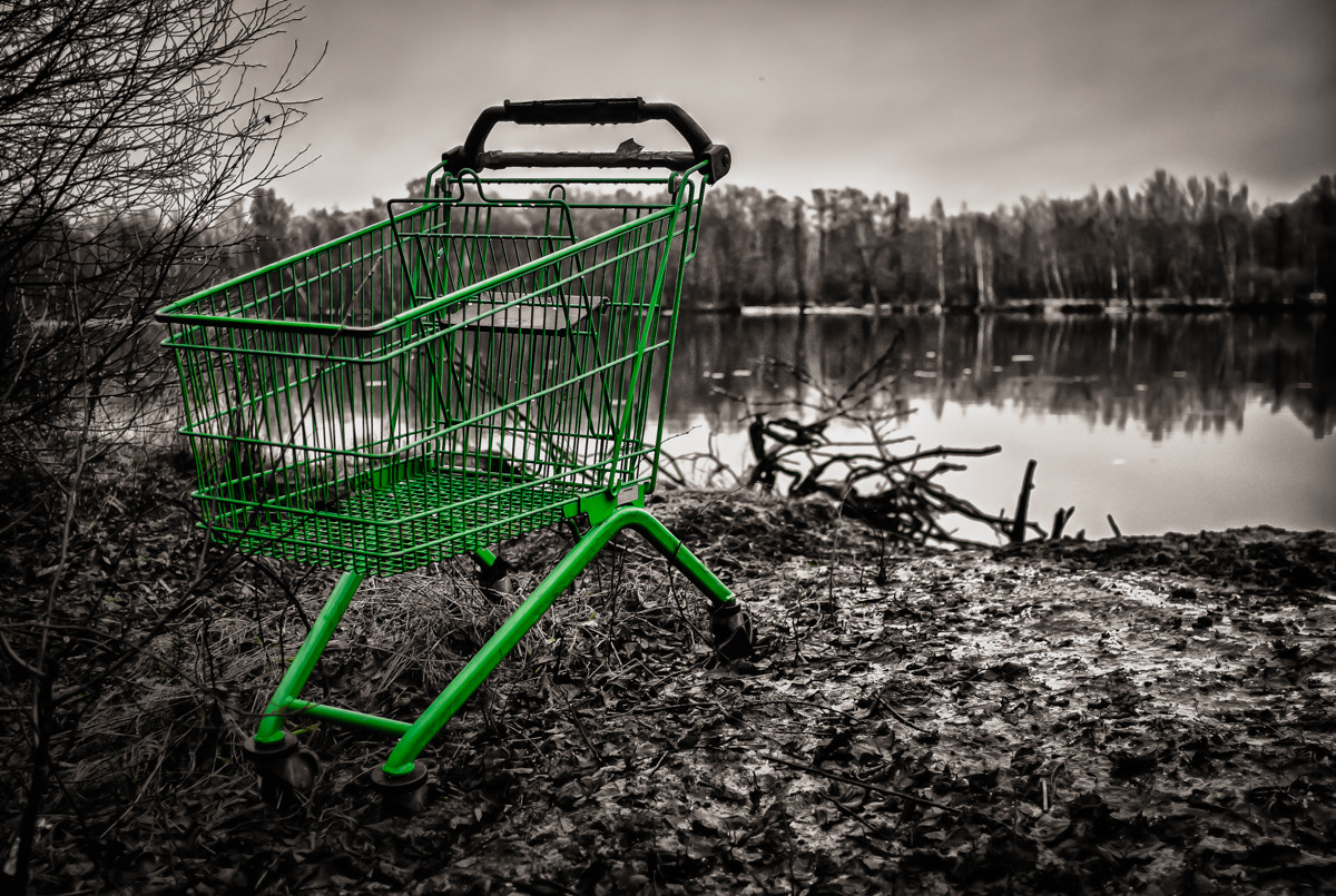 Photograph Green Basket by Ove Bjerknes on 500px