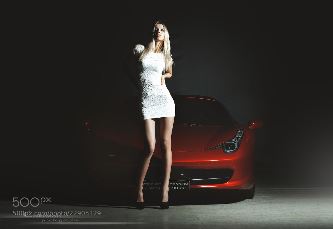 Photograph No Name . Ferrari 458 Italia .by Chensan by  Chensan on 500px