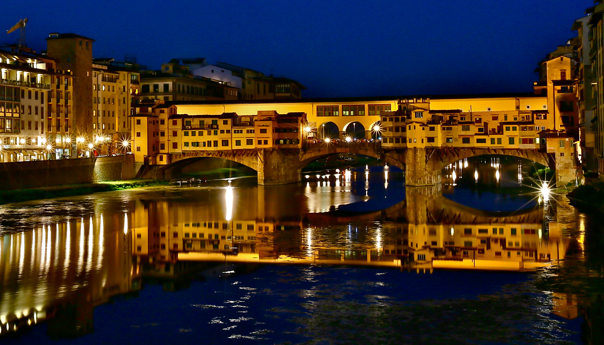 Photograph Reflections of Vecchio by Michael Warren on 500px