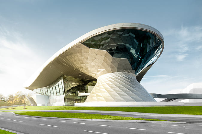 BMW Welt by Alejandro Santiago on 500px