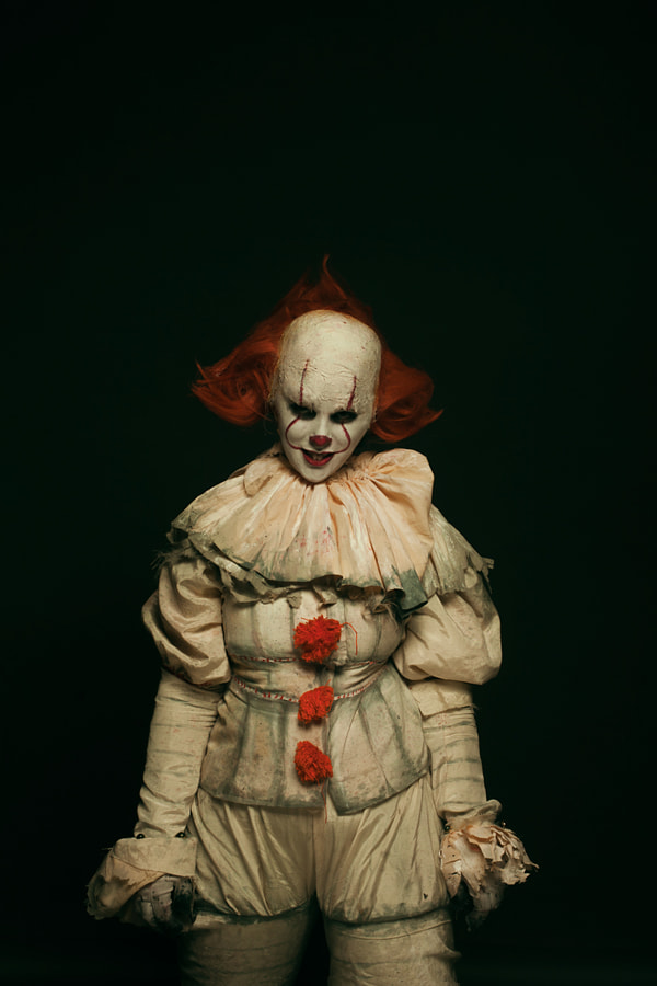 pennywise by Steven Kowalski on 500px.com